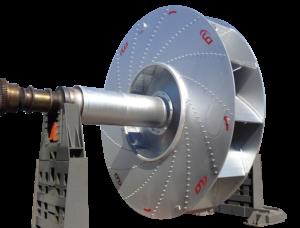 Rotor de ventilador